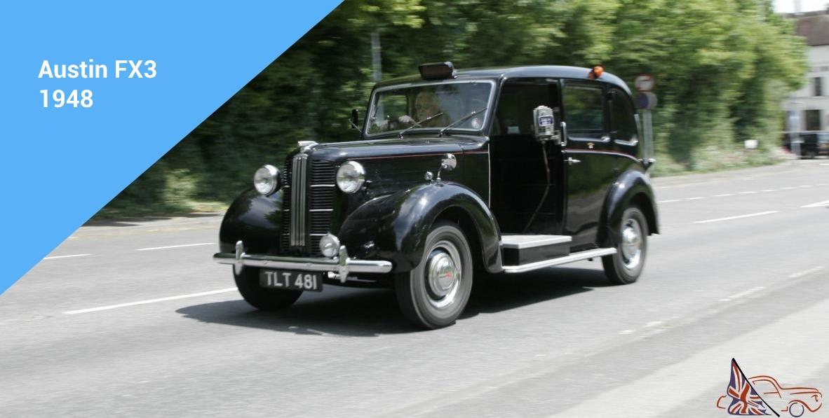 Austin FX3 1948