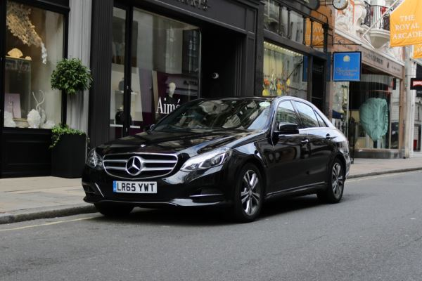 Mercedes E class London