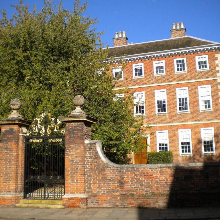 transfer to University of Cambridge