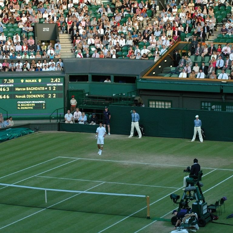 transfer to Wimbledon